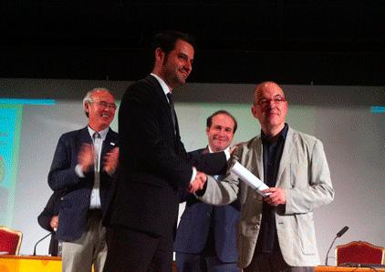 Bodegas Robles awards