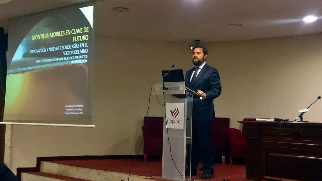 Juan Antonio Polo, socio de CO2 Consulting.