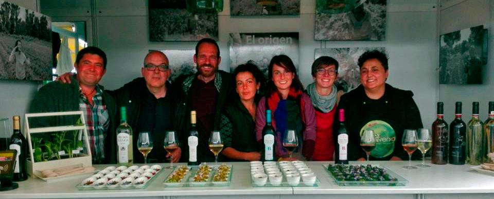 #elorigen Presentación en la Cata del Vino de Montilla-Moriles.