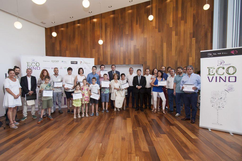 VII Premios Ecovino