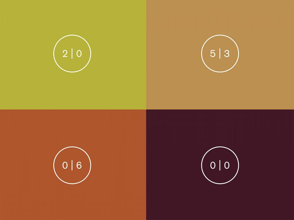 Codificación de la gama de vinos Bajoflor y Bajosol de Bodegas Robles
