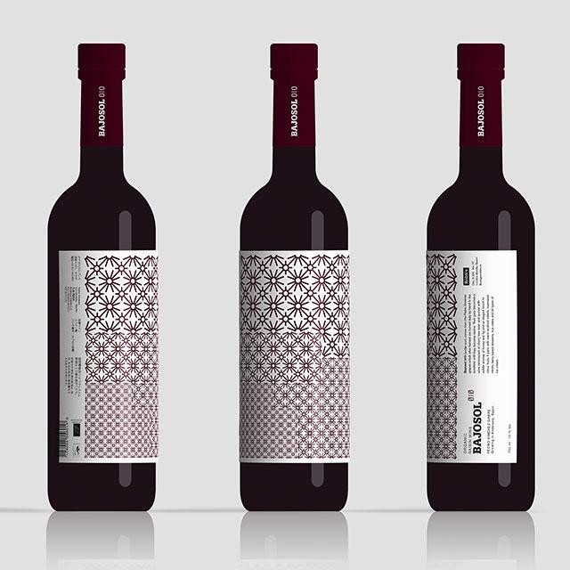 Bajosol de Bodegas Robles. Premio a la Mejor Etiqueta de la Cata del Vino de Montilla-Moriles 2017